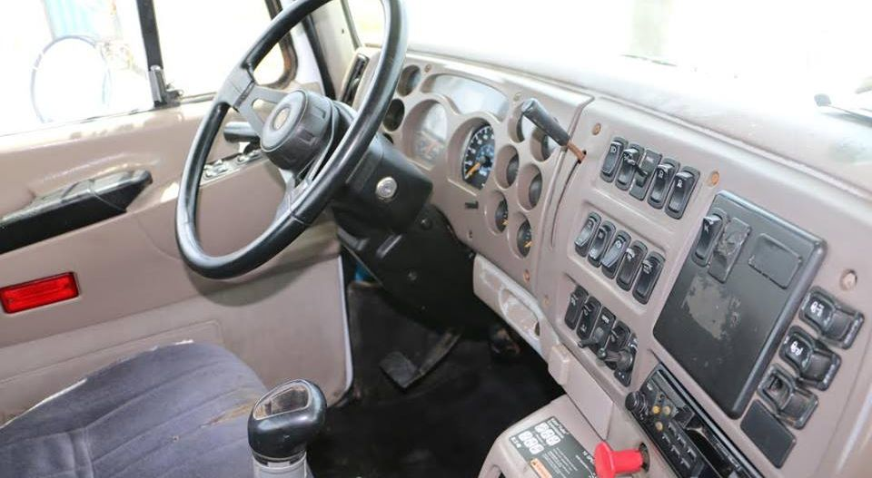 Used Truck Interior Parts